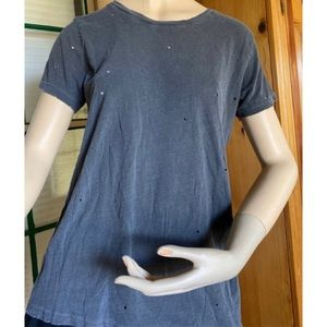 Lucky Brand Distressed Tee